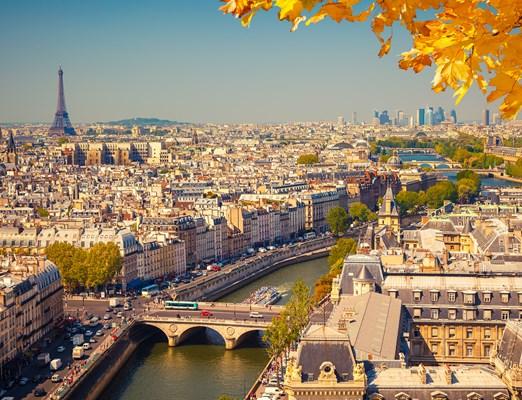 Un verano con mucho plomo en Paris
