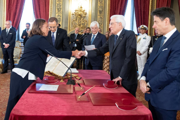 Italia-coalición-partido-político-partidos-políticos-ministro-Unión-Europea