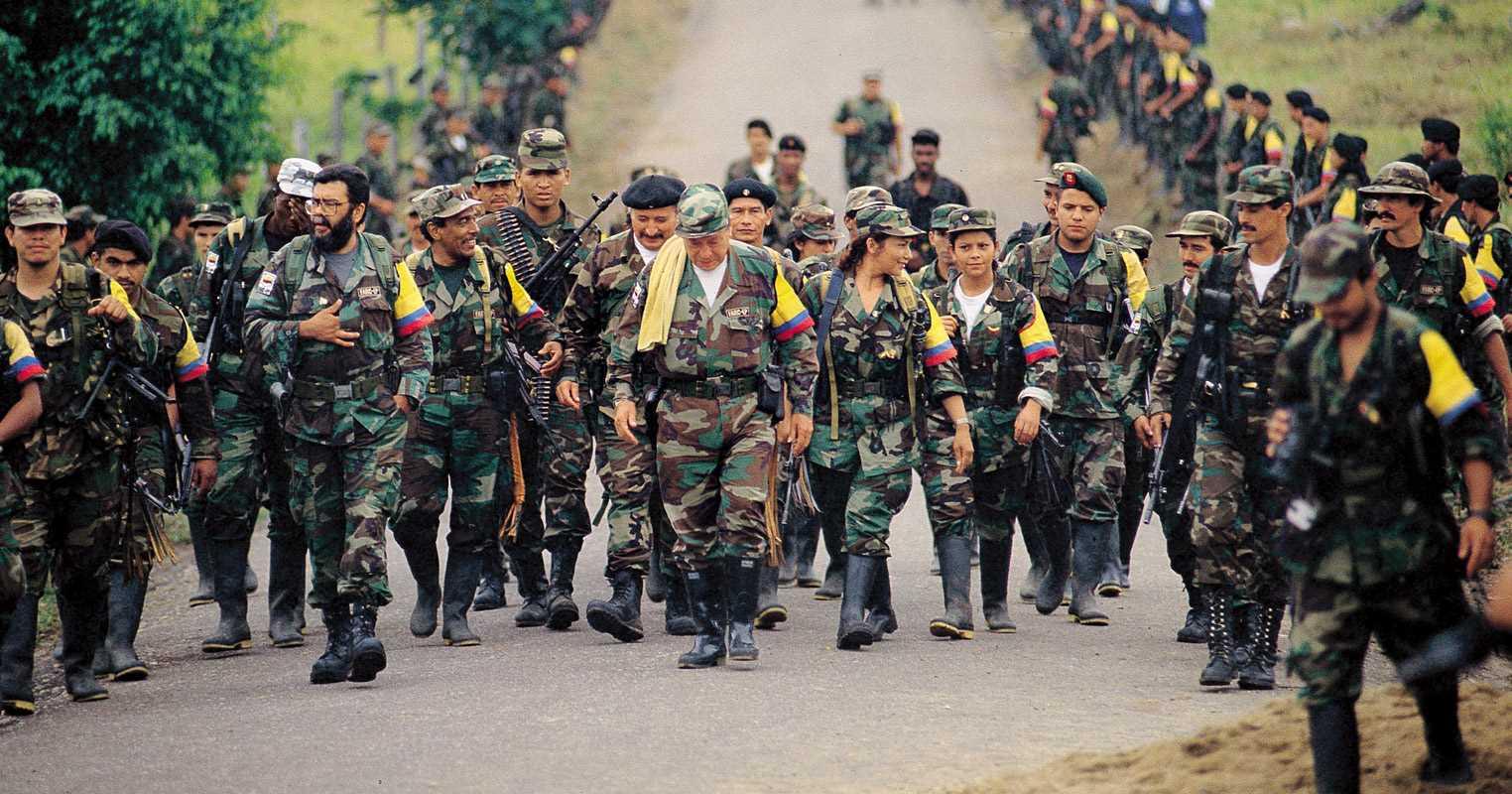 guerrilleros-paz-colombia-ivan-duque-santos-FARC